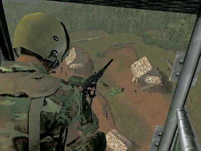 Vietcong versus Dodge Ball