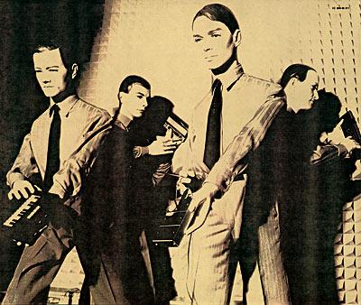 Stripped Pop and Affirmation in Kraftwerk, Laibach and Rammstein