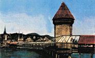 Lucerne's Chapel Bridge