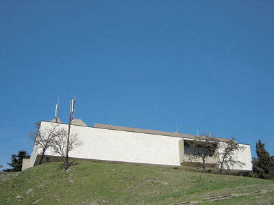 THE BREAD FACTORY AND THE CONTEMPORARY ART GALLERY