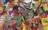 DANIEL RICHTER'S ABSTRACTIONS OF REALITY