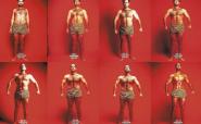 Metamorphose des männlichen Körpers