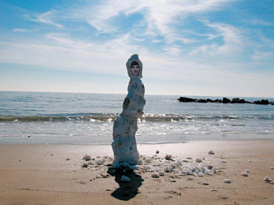 Jana Koko Kochánková: American sculptress
