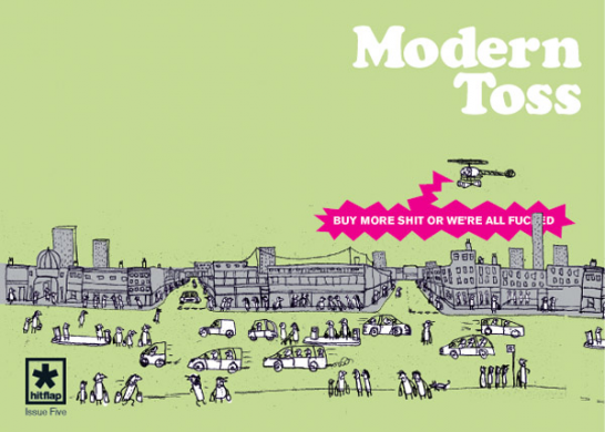 Modern Toss: Are the Scratchers of Turmoil