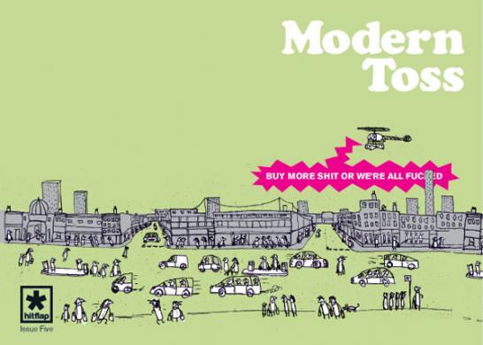 Modern Toss: Padělatelé zmatků