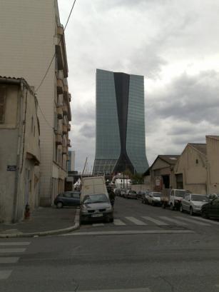 Le Dernier Cri and the black penis of Marseille