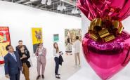 Pověsti o těžkých časech na trhu s uměním jsou opět velmi přehnané...