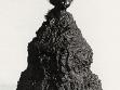 Robert Mapplethorpe, Autoportrét<br />1978, fotografie