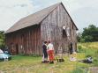 Unterbrechung Drewen, 2001, záběr z natáčení