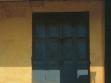 Zarina Bhimji, Zatímco černý sluha, 1998, cibachrome na hliníku, foto autorka