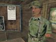 Screenshoty ze hry Vietkong; Václav Stratil jako kapitán Ropsenfield