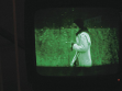 Tomas Regan - Tero Malinen, Emancipace, 2003 videoinstalace, foto: Veronika Drahotová