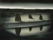 Michal Nesázal, Black Hills, 2001, akryl na plátně, foto: Jan Mahr