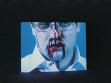 Annika Larsson, Blood (Krev), 2003, video, projekce, foto: Alexis Zavialoff