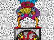 Mikrob, Mixing Up With Mixup (Mixování s Mixupem), 1998, kresba