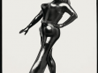 Fergus Greer, Fetish Look (Leight Bowery), 1999, černobílá fotografie,