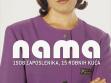 Andrea Kalunić, NAMA, 2000, In - situ projekt, Záhřeb, Chorvatsko