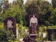 Maxim Mamsikov, Z cyklu Hřbitov Berkovtzu a jeho obyvatelé, 1999, barevné fotografie.