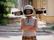Kateřina Šedá, Snímání dvou stran, 2004, videoprojekce, repro: Martin Polák a Kateřina Šedá