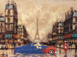 Anthony Ausgang, An American in Paris, part 2.