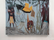 Jakub Hošek: Hey, not all guys are assholes, 2005, acrylic on canvas, 130x200x12 cm