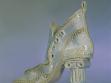 Athena, 1976, ceramic.
