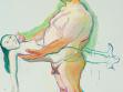 Don Juan d'Austria, 2001, Oil on canvas, 200 x 150 cm