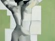 Act, acrylic on canvas, 150x175 cm, 2007