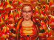 Vladimir Dimitrov (1882–1960) The Master - Peasant Woman from Kyustendil Region, 1936 Oil on canvas, 64 x 75 cm