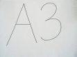 Kamen Stoyanov, Break Shoes, 2007 Series of 15 Drawings,  felt pen on paper, 30 x 42 cm