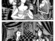 Factuals Tales The death of Lupe Velez. Extract from the comic no. 9