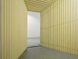 No Man's Land (2009), 400x400x370 cm, metal door linings. Repro: Radek Jandera.