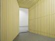 Územie nikoho (2009), 400×400×370 cm, kovové zárubně, foto Radek Jandera.