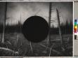 Sverre Malling - Forest, Black Hole, 2006, úhel na papíře, 57 × 76 cm. Fotografie a reprodukce — archiv autorů.