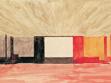 F. L. Gahura, Návrh barevného rozvržení interiéru Velkého kina, Zlín, 1931, MuMB