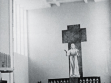 Interiér kostela v Bat'ovanech / Partizánskem