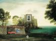 The Limitations of Narcissism, 2007, olej na plátně, 183 x 317 cm