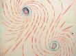 Spinnen, 2007, 135 x 100 cm