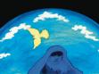 "Monira Al-Qadiri, Scene from animation ""The Black Moon"", 3:28, 2007"