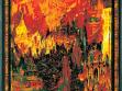Markus Selg, Golden days, direct colors, framed, 2005.