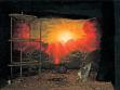 Werner Herzog, Jannis Kounellis und Markus Selg, Spuren Der Sonne - Eine Apokalyptische Oper, Ein Zufluchtsort, 2009. Der Krieg dauerte nur wenige Stunden. Danach war alles anders.