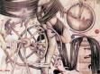 Jonatan Rosen, illustrations from the book The Birth of Machine Consciousness (DC/2003).