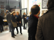 Le Dernier Cri Poster Show - opening night