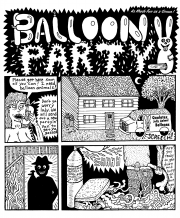 Mike Diana - Balloon Party