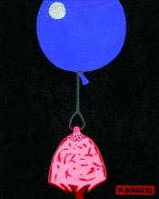 Mike Diana - Balloon Carries Breast