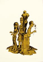 Stu Mead: Statue
