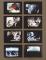 Martin Zet: Vertigo - manipulated video tape-projection - granary, November 14, 1999, Libušín